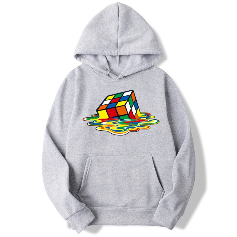 Asian Size Big Bang Theory Cube Men And Women Hoodies New Fashion Funny Anime Hoodies And Sweatshirts Harajuku Hip Hop Mwt010 Factories And Mines Hoodies & Sweatshirts