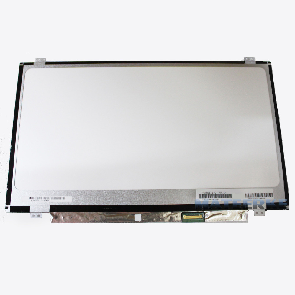 14.0 for Acer E1-422 Laptop Slim LED LCD Screen Display Replacement LP140WH2 TPS1,free shipping lp140wh2 tlsa fit lp140wh2 tlp1 tlq1 tls1 tlm2 tln1 tln2 ltn140at20 led lvds 1366x768 14 0 inch slim laptop lcd screen 40 pin