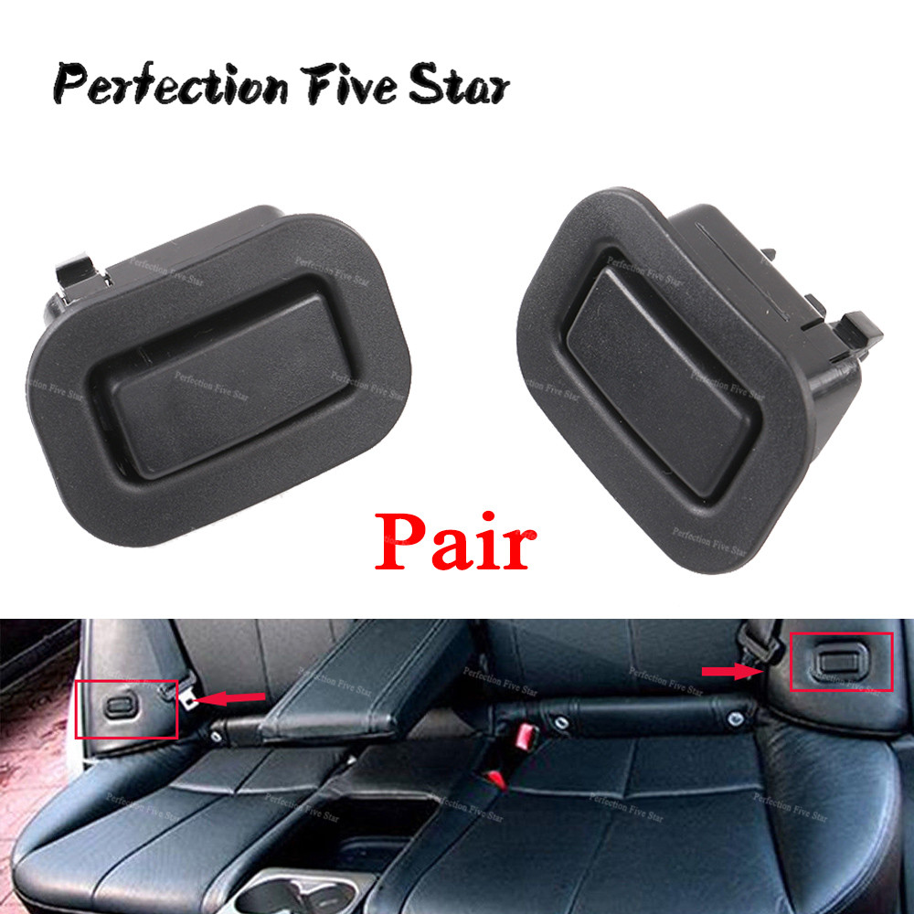 64328AG011 64328AG001 For Subaru Forester 2009 2010 2011 2012 2013 Rear Left Right Seat Recliner Button Black-in Car Switches & Relays from Automobiles & Motorcycles