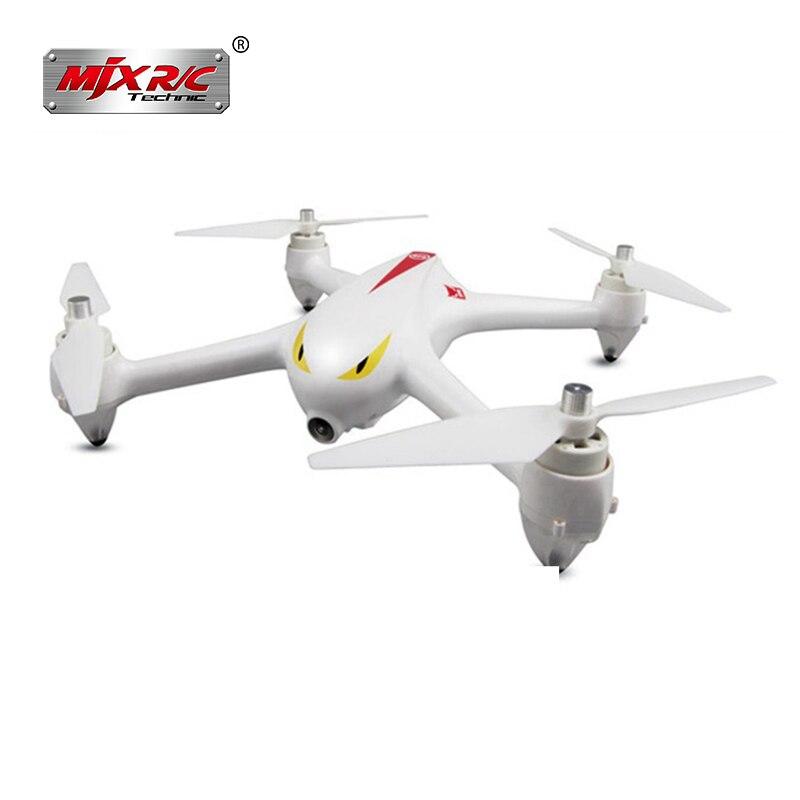 MJX B2C ошибки 2 Монстр gps бесщеточный Quadcopter Дрон с 1080 P HD Камера высота самоле ...