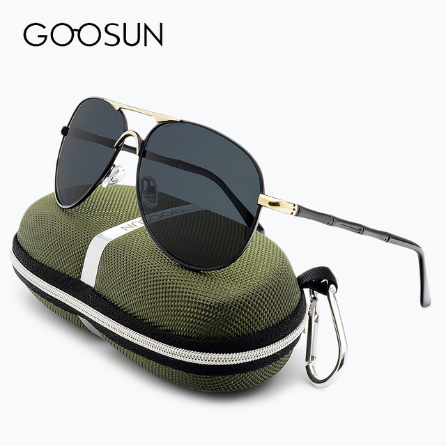 polarized sunglasses for men fishing  Aliexpress.com : Buy GOOSUN New Fashion High Quality Metal Frame ...