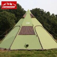 8 12 tent outdoor font b camping b font yurt field