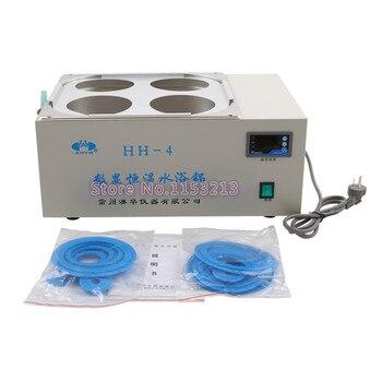 Digital Thermostat Water Bath 4-holes Bath Pot Digital Constant Temperature Tank Electric Water Bath Boiler HH - 4