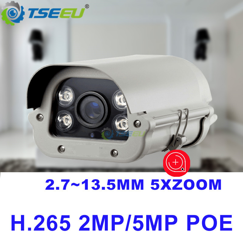 2.0MP 5MP 2.7~13.5mm ZOOM Auto focus Waterproof POE  IP Camera compatiable with H.264 H.265 Hikvision NVR  iVMS-4200 Dana APP2.0MP 5MP 2.7~13.5mm ZOOM Auto focus Waterproof POE  IP Camera compatiable with H.264 H.265 Hikvision NVR  iVMS-4200 Dana APP