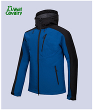 CavalryWolf  Men's Winter Softshell Fleece Jackets Outdoor Sportswear Coat Hiking Trekking Camping Skiing hunting clothes jacket