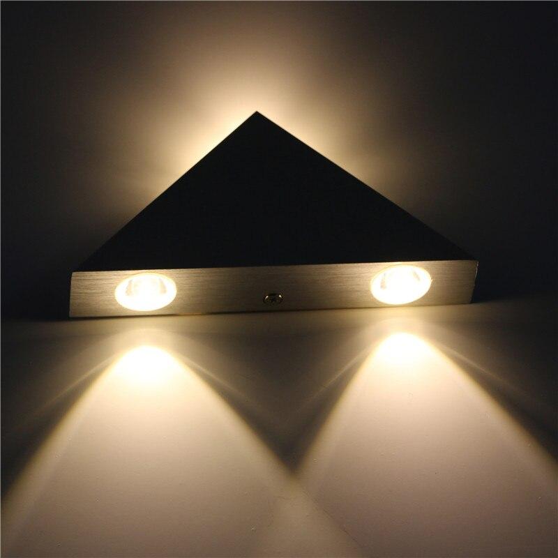 Simple v v w lampada led decoracao quarto lampade da for Lampade led per interni