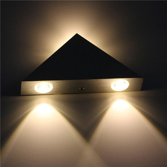 110v 220v 3w Lampada Led Decoracao Quarto Lampade Da Parete Per ...