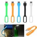Envío libre Portátil Para Xiaomi USB LED Puerto USB Flexible de Luz LED de La Lámpara 5 V 1.2 W Para Xiaomi USB luz