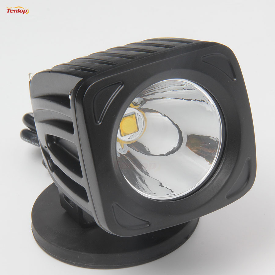 Light Sourcing 3.3 Inch 25W White Amber Light For Offroad ATV Car Truck