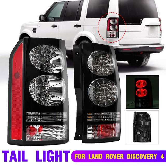 Car Tail Light FOR LAND ROVER DISCOVERY 3 Discovery 4 2004-2016 Rear Brake Reverse Stop Turn Side Signal Lamp  Accessories