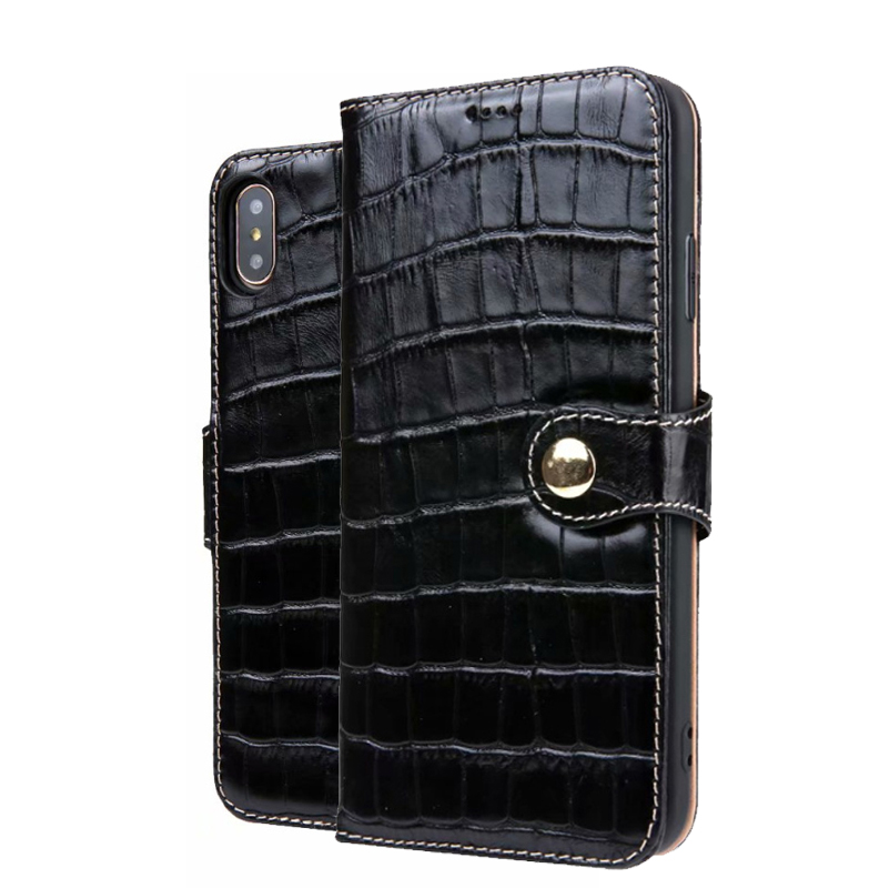 CKHB Phone Leather Case For iPhone XS XR XS Max Crocodile Wallet style Flip Case For iPhone XS Max 7 8 Plus Cases&bagCKHB Phone Leather Case For iPhone XS XR XS Max Crocodile Wallet style Flip Case For iPhone XS Max 7 8 Plus Cases&bag