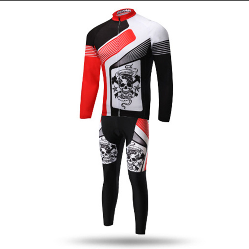XINTOWN Winter Thermal Warm Fleece Pro Team Bicycle Maillot Red Cycling Jersey Warmer Cycling Sportswear MTB 3D GEL 2016 new arrivals hot men s cube cycling thermal fleece jersey bib pants sets pro team mtb bicycle clothing bicicleta bike k0709