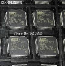 50 יח\חבילה STM32F103R8T6 LQFP64 מודול חדש במלאי משלוח חינם