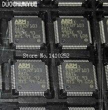 50 TEILE/LOS STM32F103R8T6 LQFP64 MODUL neue lager Kostenloser Versand