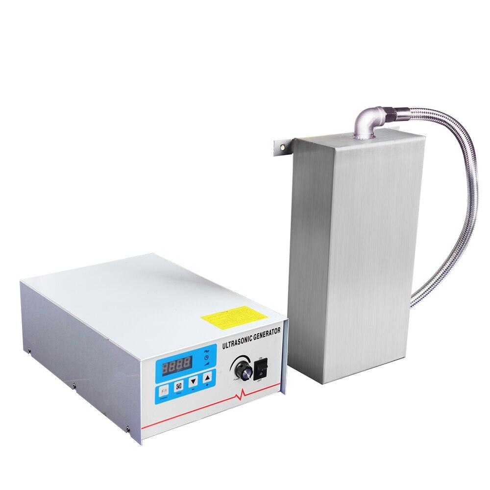 Ультразвуковой очиститель 1500 Вт портативная иммерсируемая вибрационная плата стеклянная материнская плата DPF металлические детали масляный обезжириватель ультразвуковая ванна