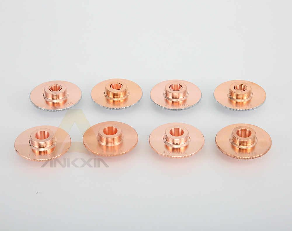 Raytools SENFENG Trao Quyền Cho Cắt Laser Vòi Phun BT210 230 240 Sợi Dia32mm H15mm Chỉ 14mm Cỡ Nòng 1.0-5.0