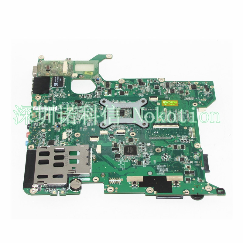 NOKOTION DA0Z05MB6F0 MBARE06001 MB.ARE06.001 For aspire 4530 laptop motherboard with MCP77MH-A2 GeForce 9100M graphics nokotion sps v000198120 for toshiba satellite a500 a505 motherboard intel gm45 ddr2 6050a2323101 mb a01