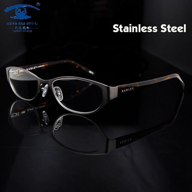 SKY   SEA GATO Das Mulheres Prescrição de Óculos Da Moda Óculos de Armação  ÓPTICA em 397fe5114c