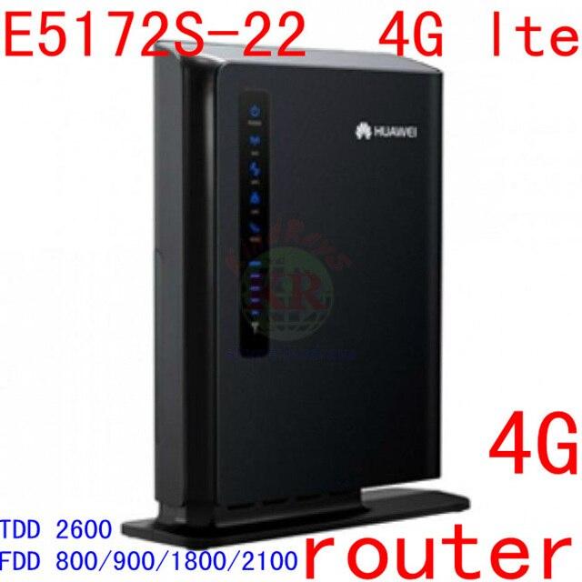 Huawei e5172 E5172s-22 4g lte Mobile hotspot 3g 4g lte wifi Routeur LTE 4g 3g dongle mifi routeur 3g voiture cpe routeur pk b593 e5186