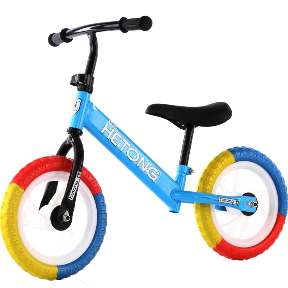 Children s Balance Cycle Sliding Step Baby Scooter No Pedal Two Wheeled Bicycle Baby Scooter without
