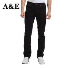 Alice & Elmer Мужская мода Slim Fit прямые джинсы летние штаны для повседневной носки джинсовые брюки мужские Брендовая Дизайнерская обувь Хлопковые джинсы