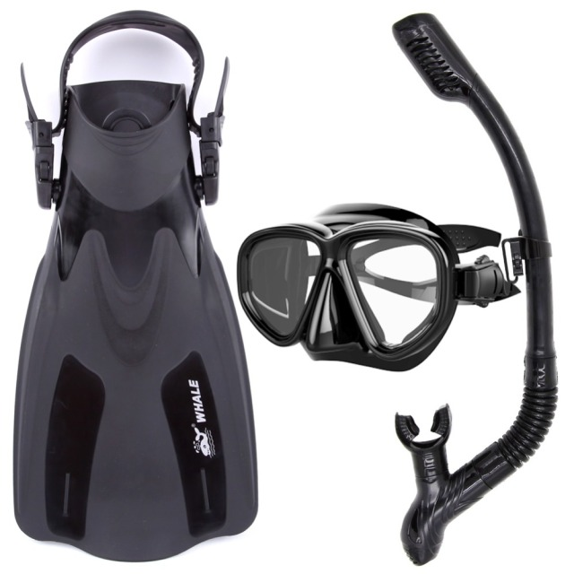 Profesinall Diving Equipment set