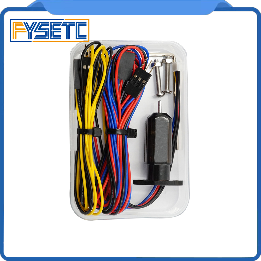 1 satz 3d Drucker z-sonde Touch Auto Bett Nivellierung Sensor Touch Sensor Für Anet A8 reprap mk8 i3 mprove druck Präzision