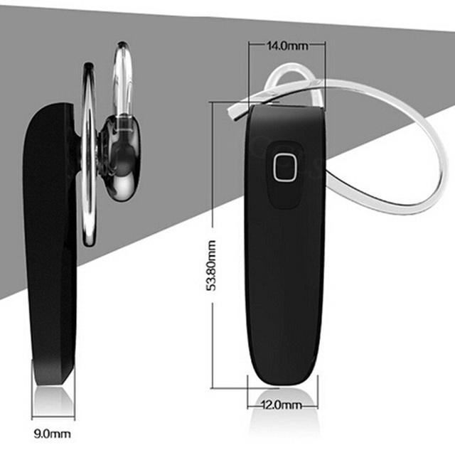 FGCLSY Wireless Bluetooth Earphone B1 Mobile Phone Stereo Earbuds Handsfree Headset Earphones Earpiece with Mic Fone De Ouvido