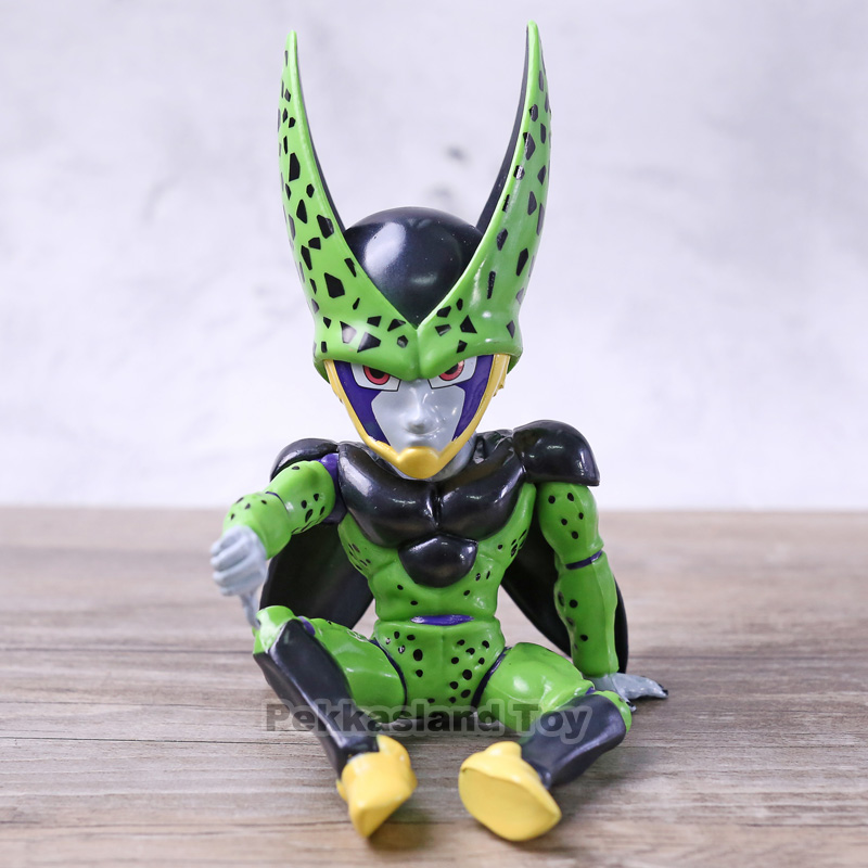 Anime Dragonball Z DBZ Cell 12cm Action Figure Dragon Ball GK Doll Statue ToysAnime Dragonball Z DBZ Cell 12cm Action Figure Dragon Ball GK Doll Statue Toys