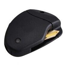 3 Buttons Uncut Blade Remote Car Key Refit Cover Case Shell For Citroen Evasion/Synergie/Xsara/Xantia Refit Key Shell Case P5