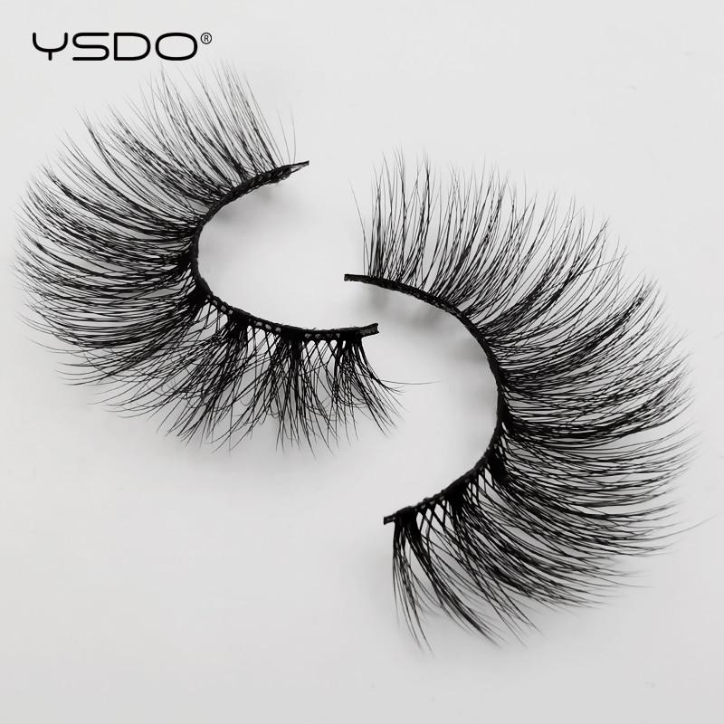 5 Pairs EyeLashes 3D Mink Natural Hair Falae EyeLashes Long Thick 100% Dramatic Fake EyeLash Cheap Wholesale Extension Cilios