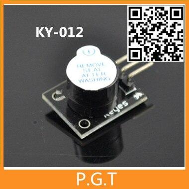 3PCS/lot Electronics 3pin KY KY-012 Active Buzzer Alarm Sensor Module for Diy St
