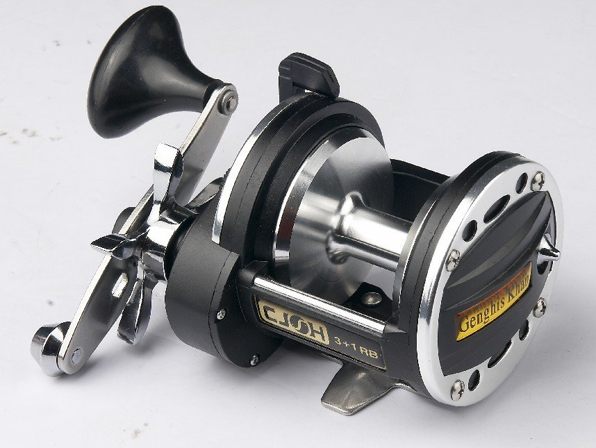 Fishing supplies new trolling fishing reels boat fishing for Fishing equipment stores