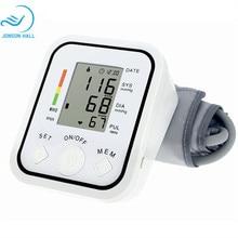 2015 Health Care 1pcs Digital Lcd Upper Arm Blood Pressure Monitor Heart Beat Meter Machine Tonometer for Measuring Automatic цена и фото