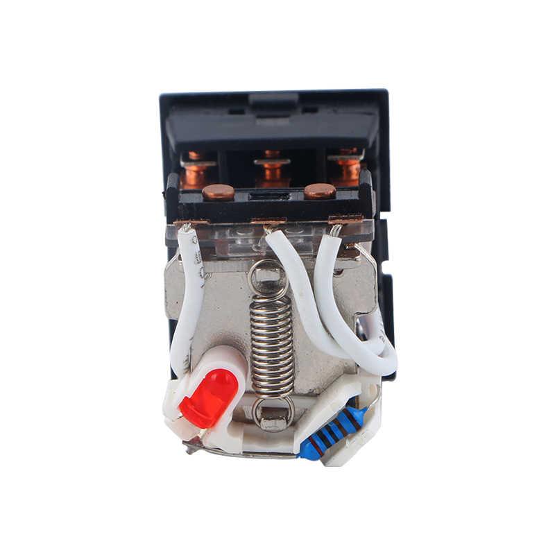 HH64P LY4NJ Mini relais électromagnétiques ca 220V 110V cc 24V 12V 10A 14 broches puissance relais commutateur 4PDT bobine usage général LED