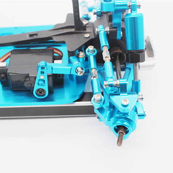 Servo Rudder Rod Metal Upgrade Rc Car Parts For Wltoys A959-B A969 A979