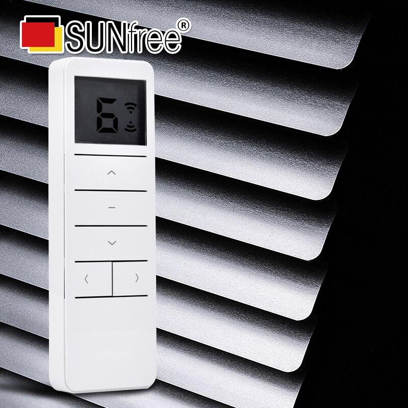 Custom Electric Aluminium Blinds Waterproof Fire Resistant Slat Venetian Blinds Intelligent Shutters Office Bathroom