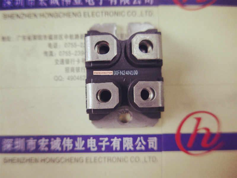 IXFN80N50Q2 IXFN24N100