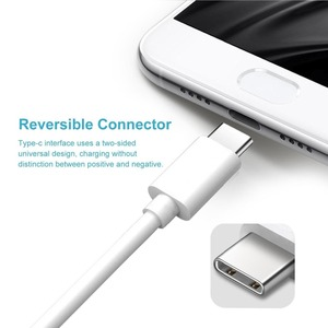 Image 5 - Original Xiaomi USB Type C Charger Cable 100cm 5V 1A Fast Charge Data Line For Mi Mix2 Max2 MI 6 5S 5X