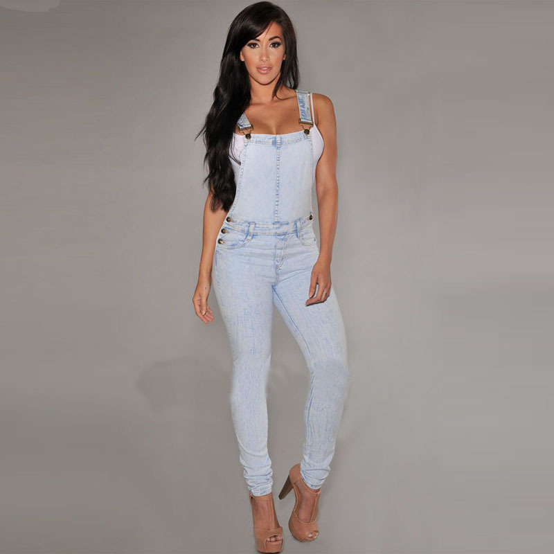 65a566325d Sexy Jeans 5RW24025 S M L XL Free Shipping Denim Overalls For Women Hot  Sale Sexy jumpsuit for women on Aliexpress.com