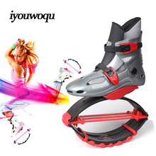 2016 New Kangoo Jumps Shoes High Quality Women&Men Jumps Running Shoes Fitness Unisex Outdoor Bounce Sports Jumping Shoes