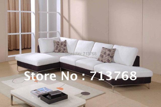 Mobilier moderne / salon tissu canapé / canapé d\'angle / canapé en ...