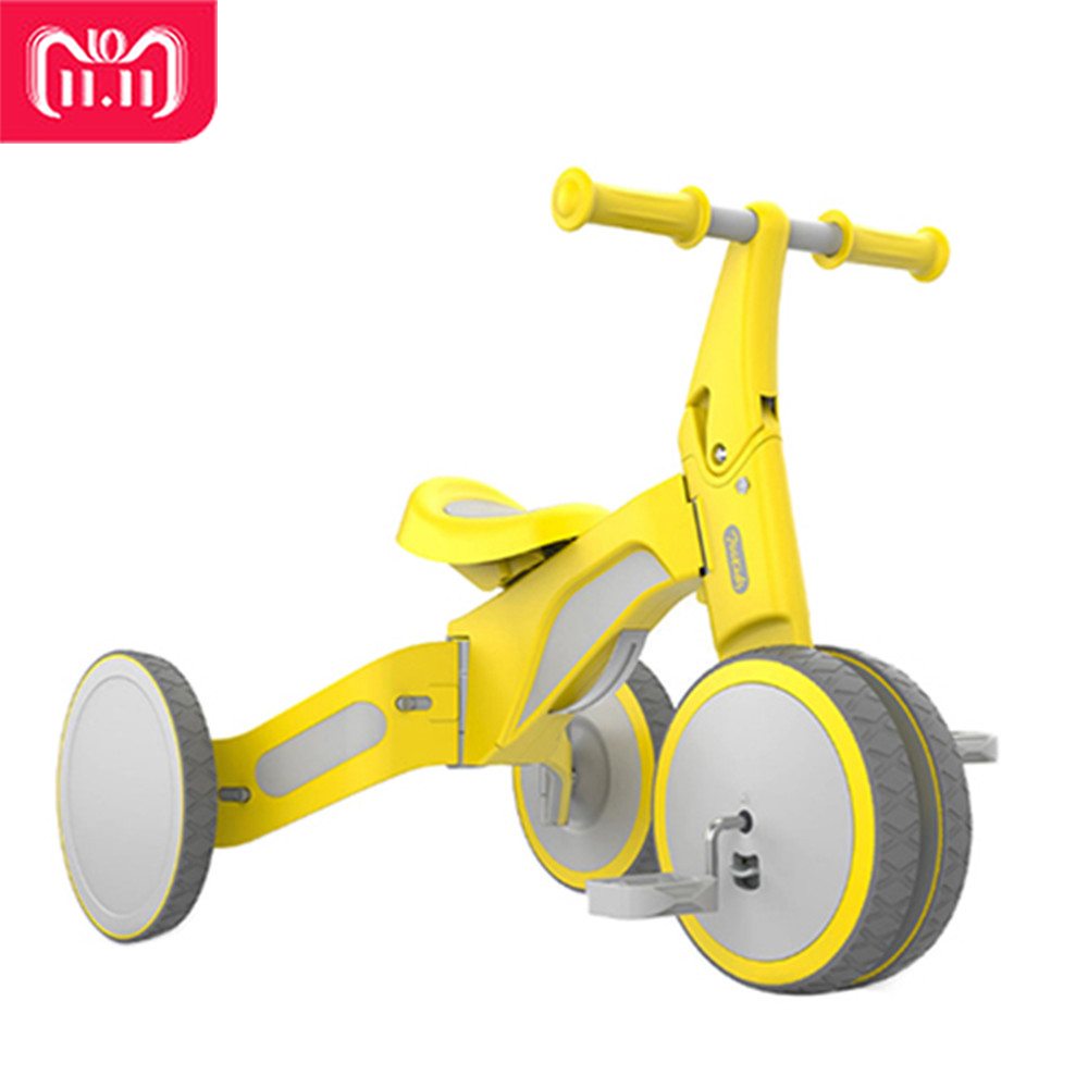 Youpin TF1 Deformable Dual Mode Bike For Baby 18 -36 Months Child Birthday Present Gift цена
