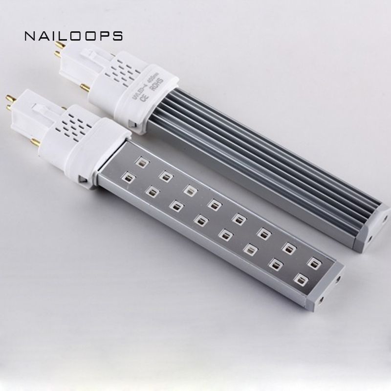 7 PCS Set Bulbs Replacement for LED UV Nail Gel Curing Lamp