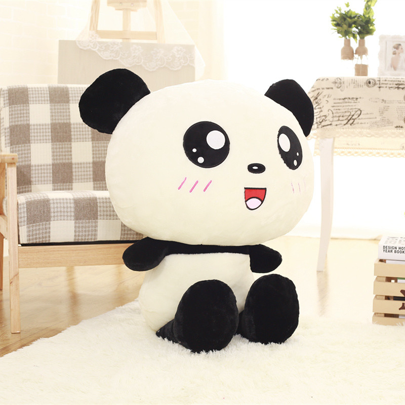 Lovely Panda Bear Plush Toys Stuffed Animal Cute Soft Toy Doll Games Gift