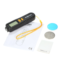 RICHMETERS GY910 Digital Paint Coating Thickness Gauge Handheld Feeler Gauge Tester Diagnostic Tool Fe NFe Coatings