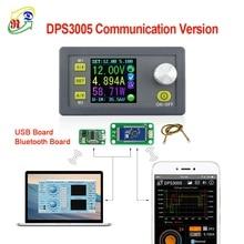 RD DPS3005 связь функция Постоянное Напряжение Ток понижающий питание модуль напряжение конвертер ЖК-дисплей Вольтметр 30 В в 5A