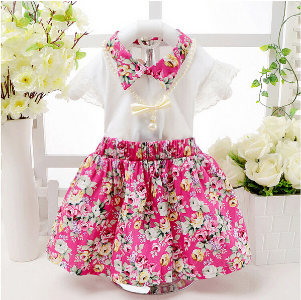 Aliexpress.com : Buy BibiCola summer new baby girl dress clothing ...