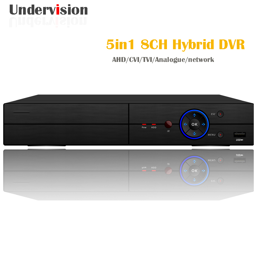 hybrid 5in 1 TVI/ahd/CVI  DVR h.264 8channels 960H AHD/analogue/IP 5  in 1,  cctv camera onvif and P2P NVR for 1080P IP camera 3megapixel fixed m12 cctv lens 1 2 5 inch 3 6mm for ov2710 ar0230 720p 1080p ip camera or ahd cvi tvi cctv camera free shipping
