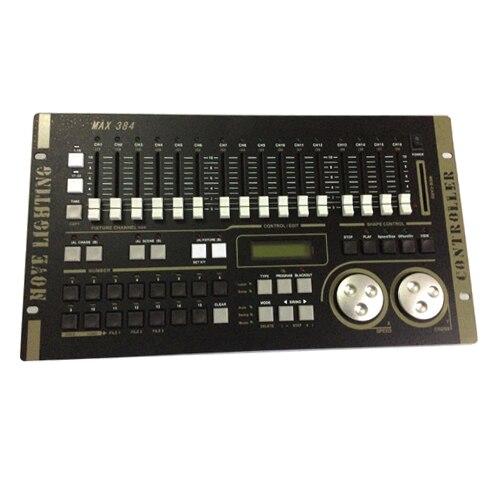 max 384 verlichting controller stage performance apparatuur bruiloft props bruiloft prestaties apparatuur dj truss in max 384 verlichting controller stage